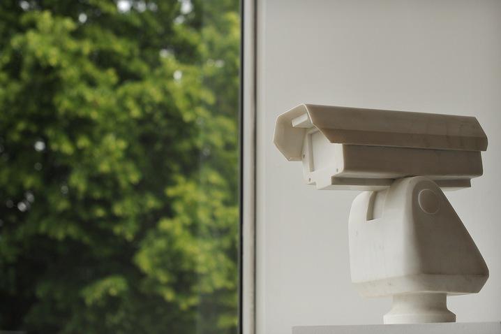 'With Surveillance Camera'