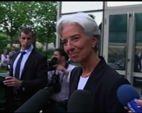 IMF Selects Christine Lagarde as First Female Chief