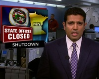 News Wrap: Minnesota's Government Shuts Down After Failed Budget Deal