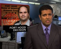 News Wrap: Fort Hood Suspect to Be Tried in Military Court, Face Death Penalty
