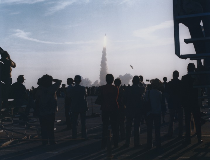 First Shuttle Launch