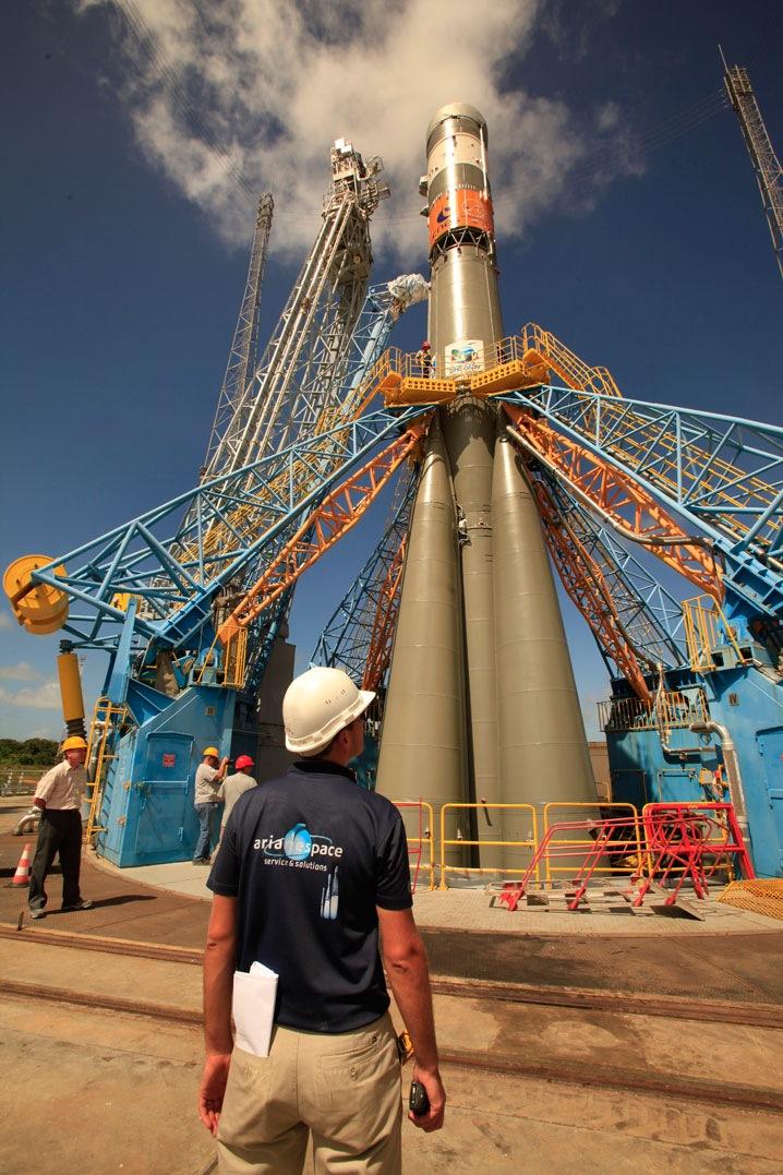 Soyuz Launcher