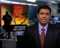 News Wrap: Karzai Says Afghan Troops Must Secure Nation by 2014