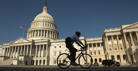U.S. Capitol; photo by Chip Somodevilla/Getty Images