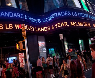 READ: S&P Downgrades U.S. Credit Rating From AAA for First Time
