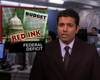 News Wrap: U.S. Budget Deficit Hits $1 Trillion for Third Consecutive Year
