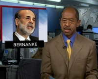 News Wrap: Bernanke Says U.S. Economy Is on Track for Long-Term Growth