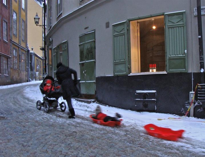 Safest: Sweden