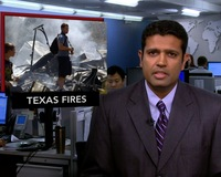 News Wrap: Bastrop Co. Blaze Destroys Nearly 1,400 Homes