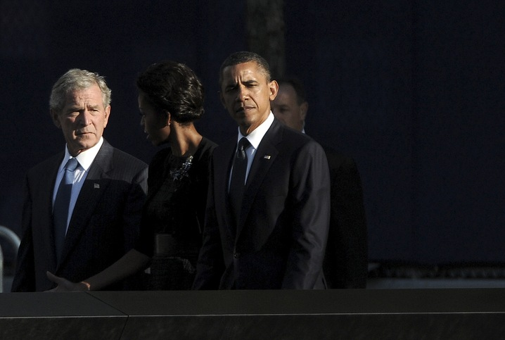 The Presidents of 9/11