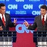 Perry Turns Into Punching Bag at Republican Debate