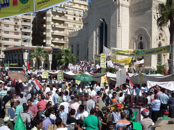 Protests Continue Post-Mubarak