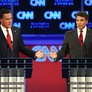 Front-runners Romney, Perry Provide Debate Preview