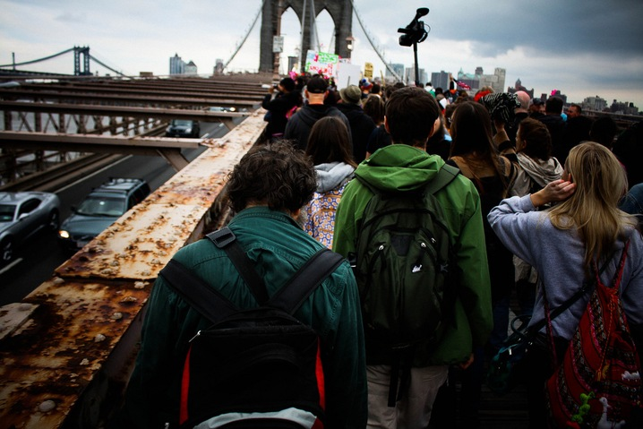 Brooklyn Bridge March