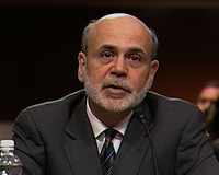 News Wrap: Bernanke Says Fed Stimulus Is Critical to Prevent New Recession