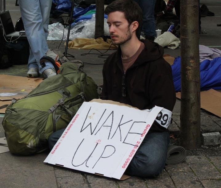 'Wake Up'