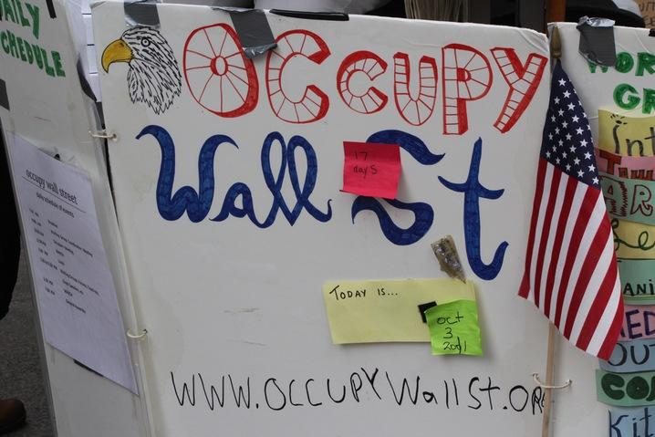 'Occupy Wall Street'