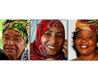 Nobel Peace Prize Honors 3 Women for Gender Equality, Peace Advocacy