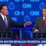 Romney vs. Perry Battle Moves Off Stage