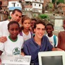 In Brazil's Slums, Economic Inequality Tackled With Technology