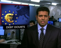 News Wrap: New Doubts Over Greek Debt Arise Before Eurozone Summit