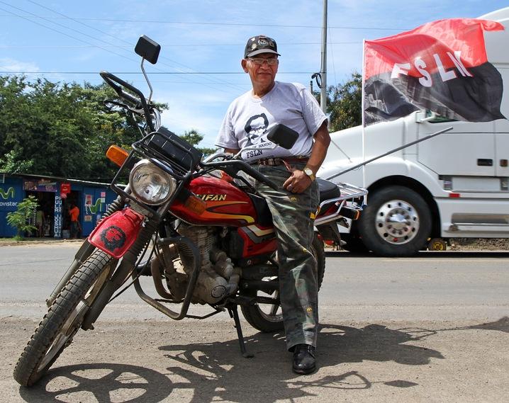 Ortega supporter