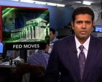 News Wrap: Fed Forecasts Economic Growth Will Slow Over Next Year