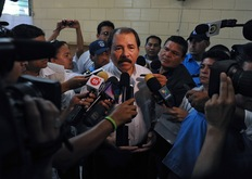 Nicaragua's Ortega Projected to Win Third Term, Opens Door to Long Rule