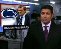 News Wrap: Penn State's Paterno Comes Under Fire, May Be Forced Out