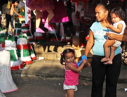 One Mother's Story of Teen Pregnancy in Nicaragua
