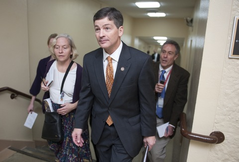 Rep. Jeb Hensarling, R-Texas; photo by Bill Clark/CQ Roll Call