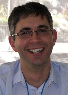 Yoram Bauman at the 2010 Texas Book Festival, Austin, Texas, United States