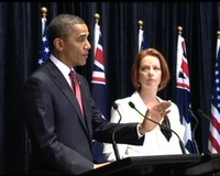 With Eye on China, Obama Boosts U.S. Military Presence in Australia
