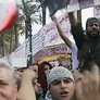 Protesters Gather in Cairo, Pressure Military to Hasten Transition