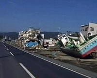 After Tsunami, Japanese Coastal Town Struggles to Recover