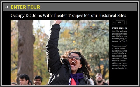 Occupy DC Kabaret Tour Promo