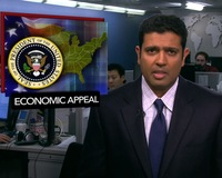 News Wrap: Obama Condemns Economic Inequality, Calls for Reforms