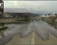 In Japan, Tsunami-Hit Town Still Abandoned, Barren