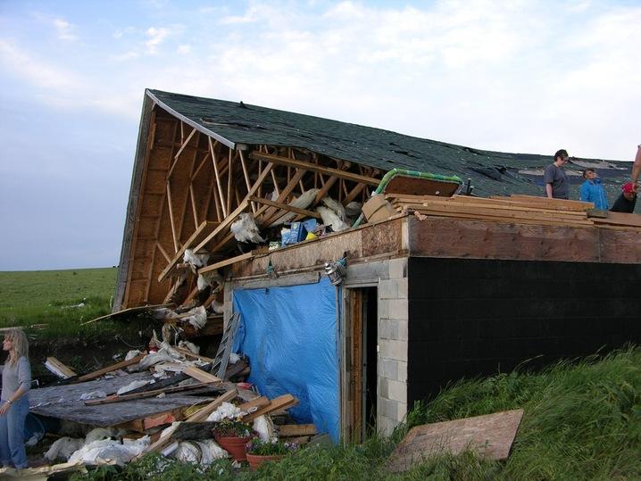 June Tornadoes