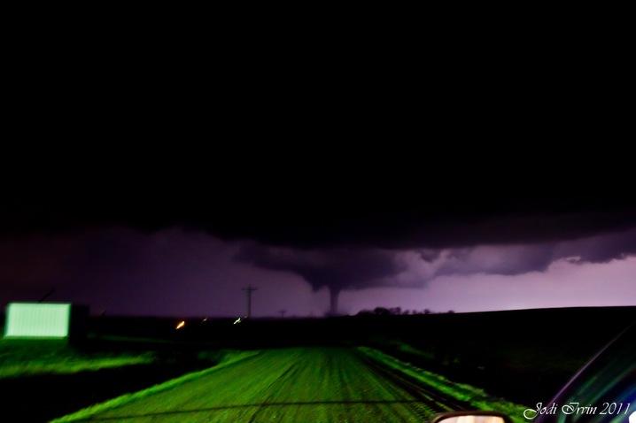 Mid-April Tornados