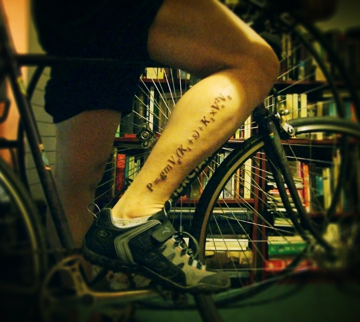 Power Equation for Biking