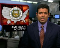 News Wrap: Nearly Half of Americans in Poverty or Low-Income, Census Says
