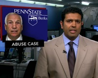 News Wrap: Judge Orders Trial for 2 Penn State Officials