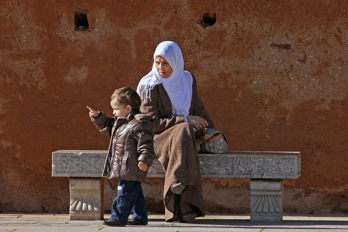 Women in Morocco