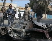 In Iraq, Wave of Coordinated Bombings Kills at Least 70, Wounds 200