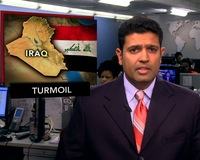 News Wrap: Amid Political Turmoil in Iraq, Sadrists Call for New Elections