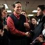 Facing Romney's Funding, Staffing Edge, How Will Santorum Fare in N.H.?