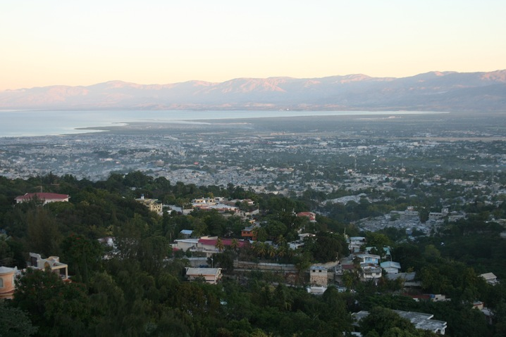 Port-au-Prince at Dawn