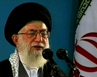 Iran's Supreme Leader: 'Real War' Would Be More Harmful to U.S.