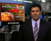 News Wrap: Blast in Pakistan Hits Anti-Taliban Militia, Kills at Least 30
